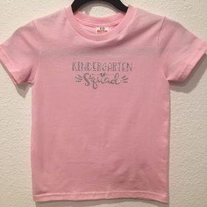 Other - 🍎Kindergarten Squad! NWOT Size 6-8 Pink T-shirt
